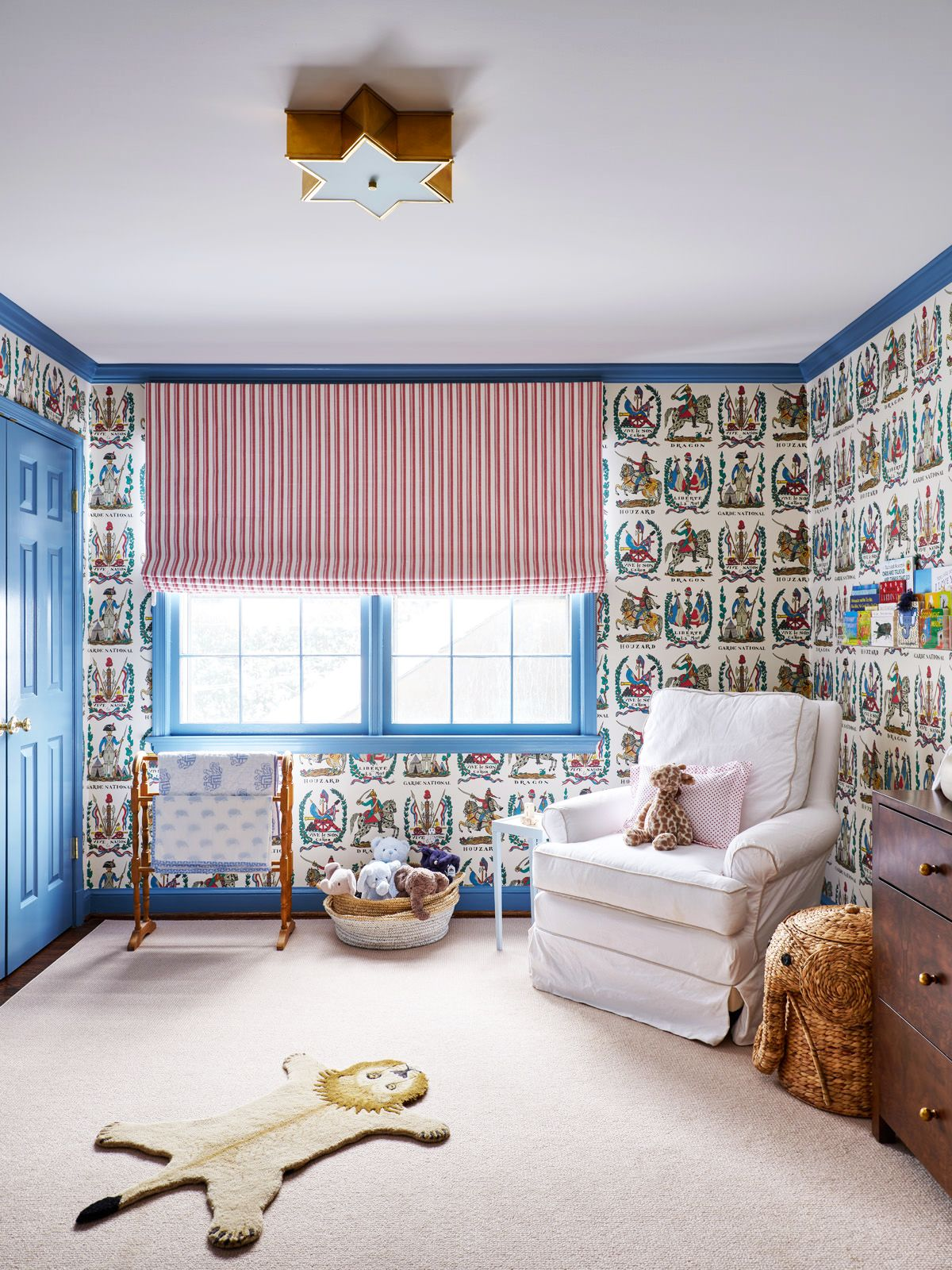 17 Cute Baby Nursery Storage Ideas And