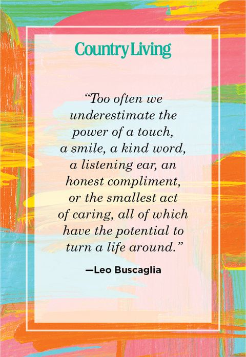 Nursing quote by Leo Buscaglia