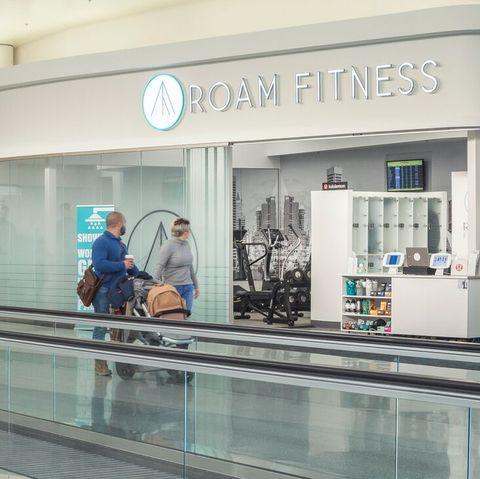 Photo of Roam Fitness gym chain