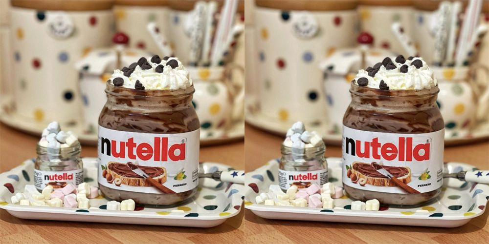 Nutella Hot Chocolate Can Be Yours With This Genius Hack