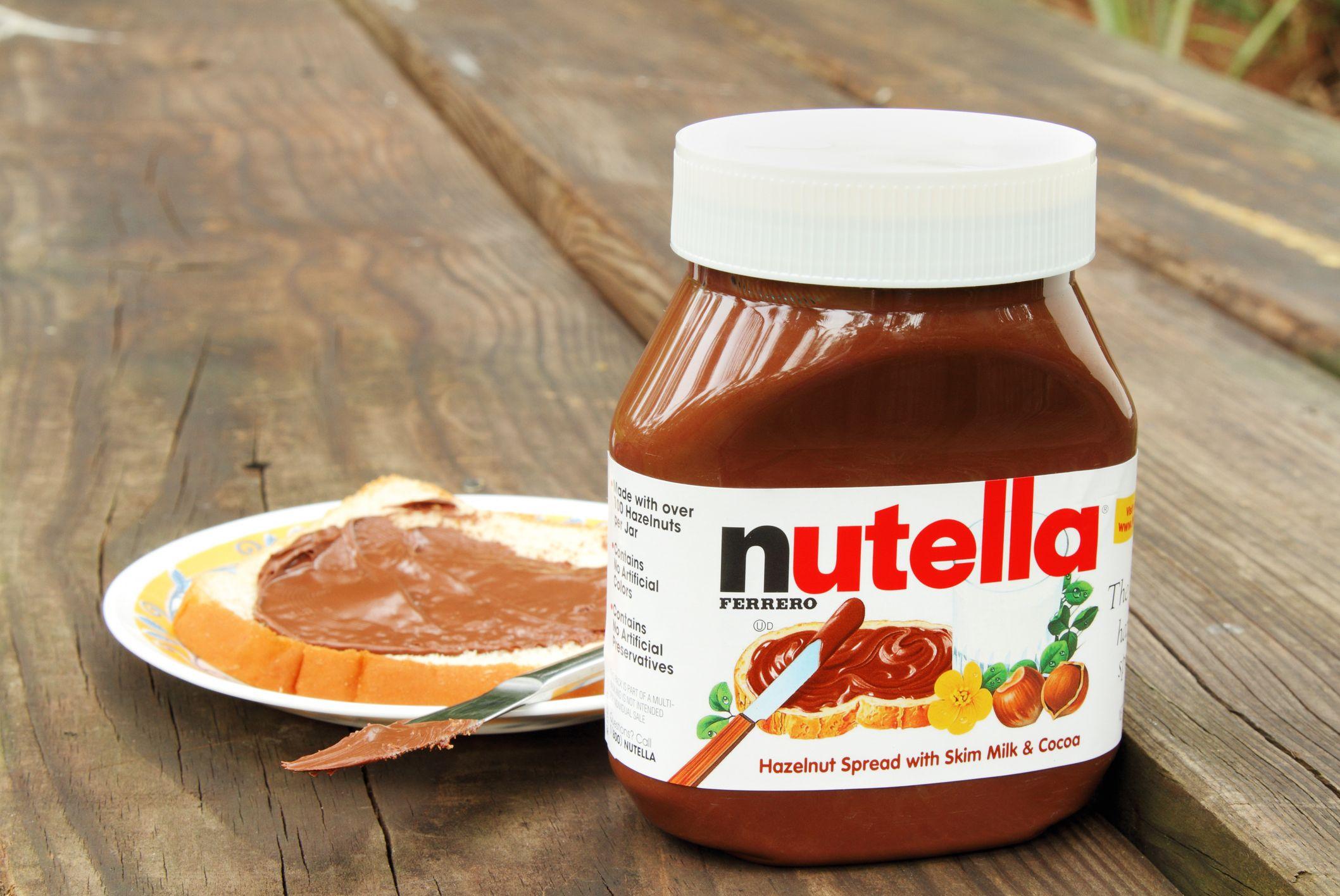 Lampada Barattolo Nutella Concorso : Tutorial come richiedere orologio nutella alessi nutella