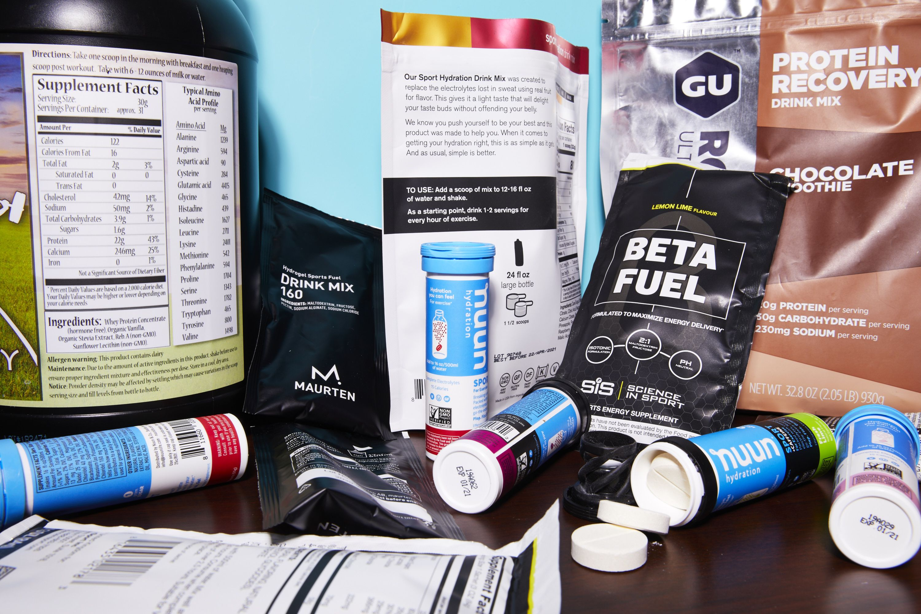 What You Need to Know About the Common Ingredients in Workout Supplements
