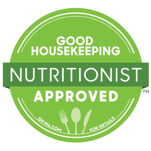 good housekeeping nutritionist approved emblem ghna