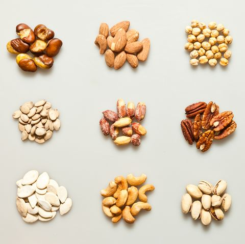 The 10 Healthiest Nuts To Eat, According to Nutritionists