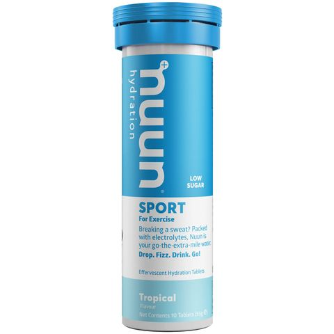 nuun, sportvoeding, dorstlessers, test, bicycling