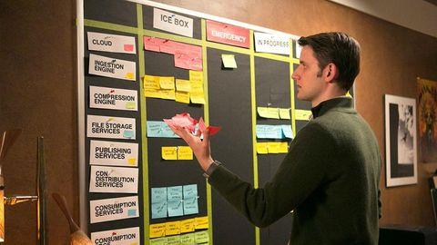 Job, Display board, Poster, Room,