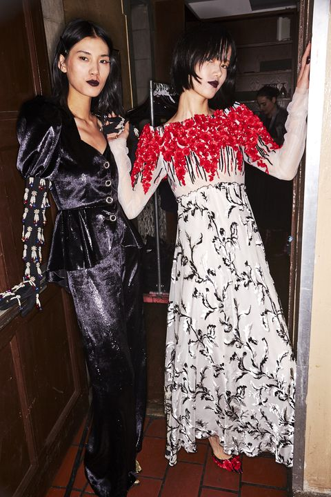 Clothing, Fashion, Dress, Textile, Costume, Fashion design, Black hair, Style, Haute couture,