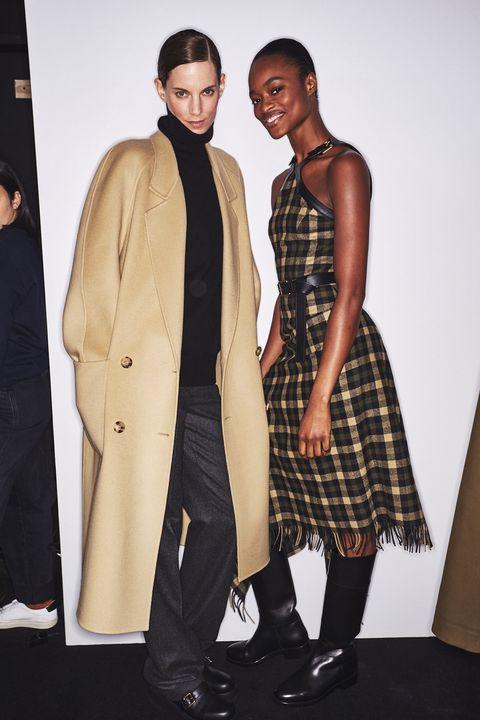 Clothing, Fashion, Outerwear, Overcoat, Suit, Fashion design, Design, Dress, Formal wear, Coat,