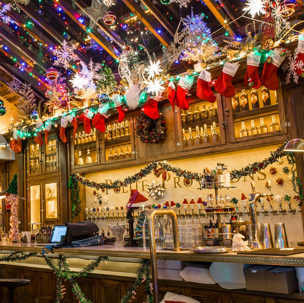 Christmas-Themed Bars In NYC Will Get You In The Holiday Spirit