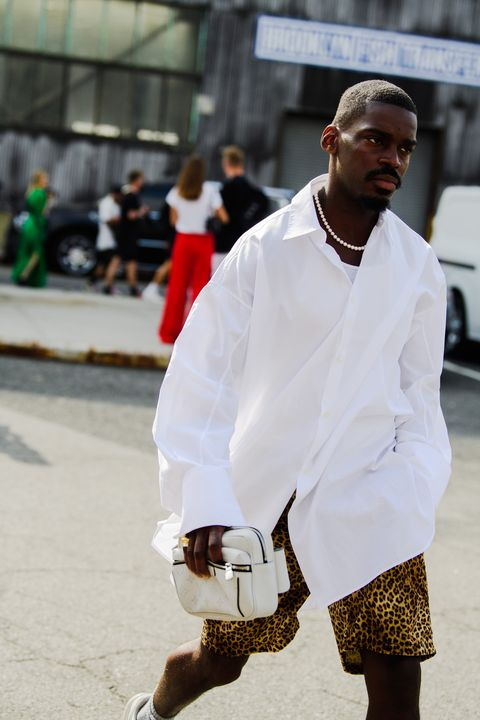 Tyler Joe Street Style SS20 NYFW