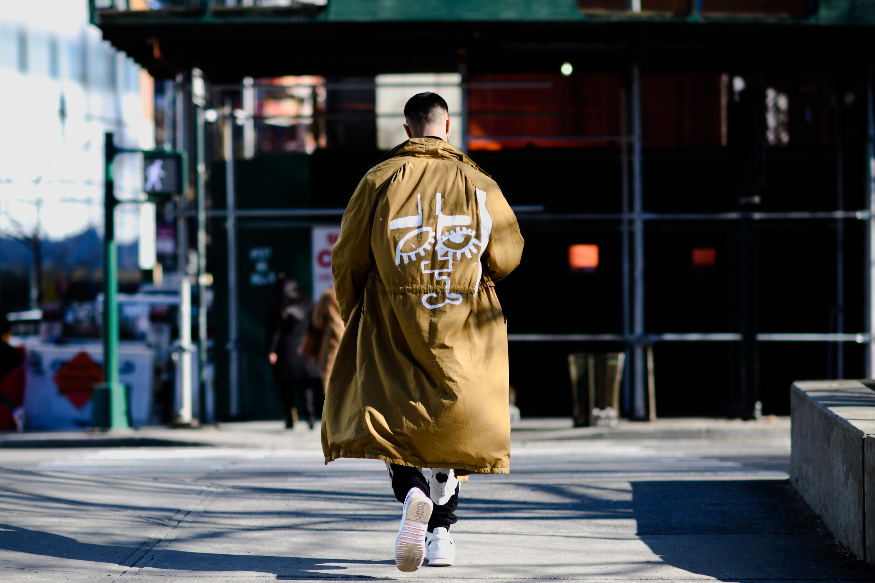 Mens Street Style Fall 2018 The Best Street Style From Mens