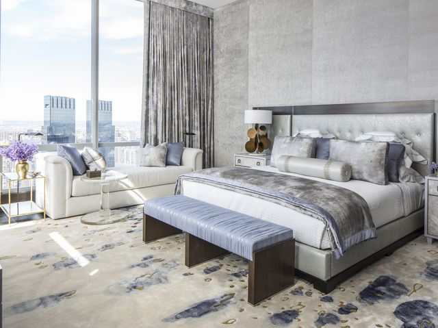 An Art Filled Penthouse Soars Over The Nyc Skyline Luxury Real Estate