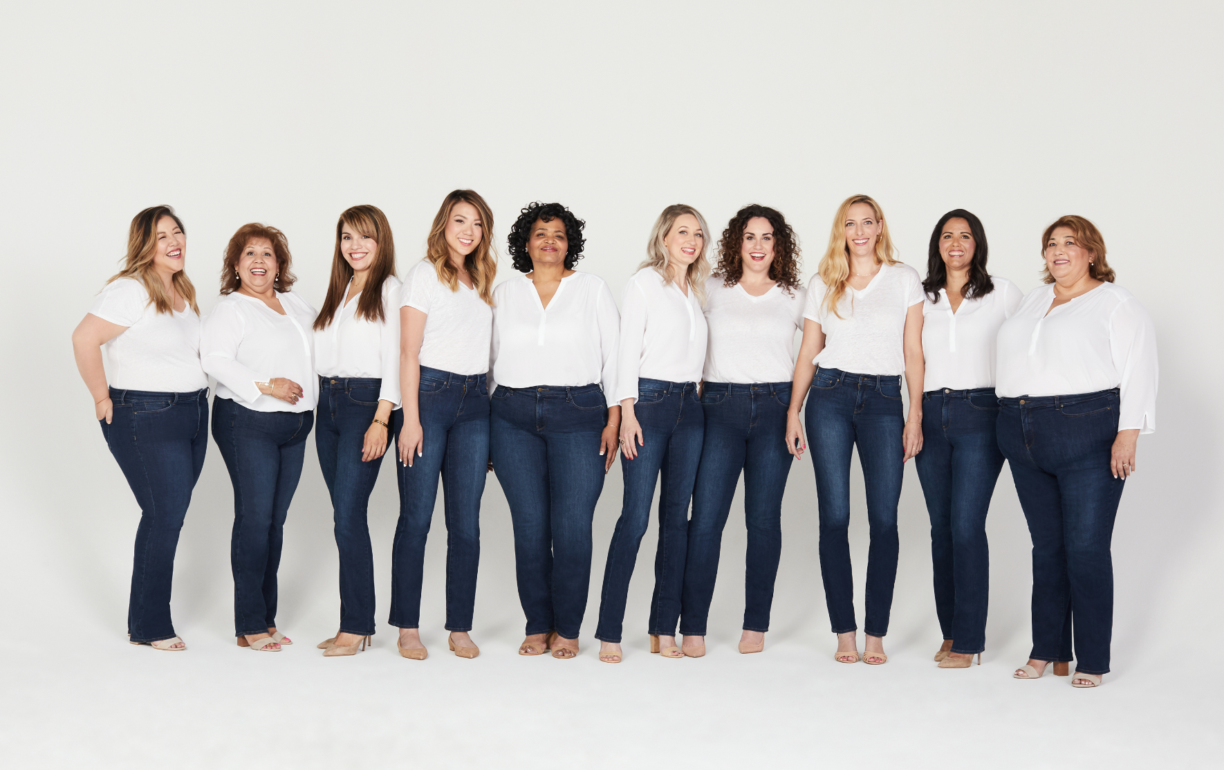Reviewers Are Obsessing Over These Jeans That Come in 66(!) Sizes