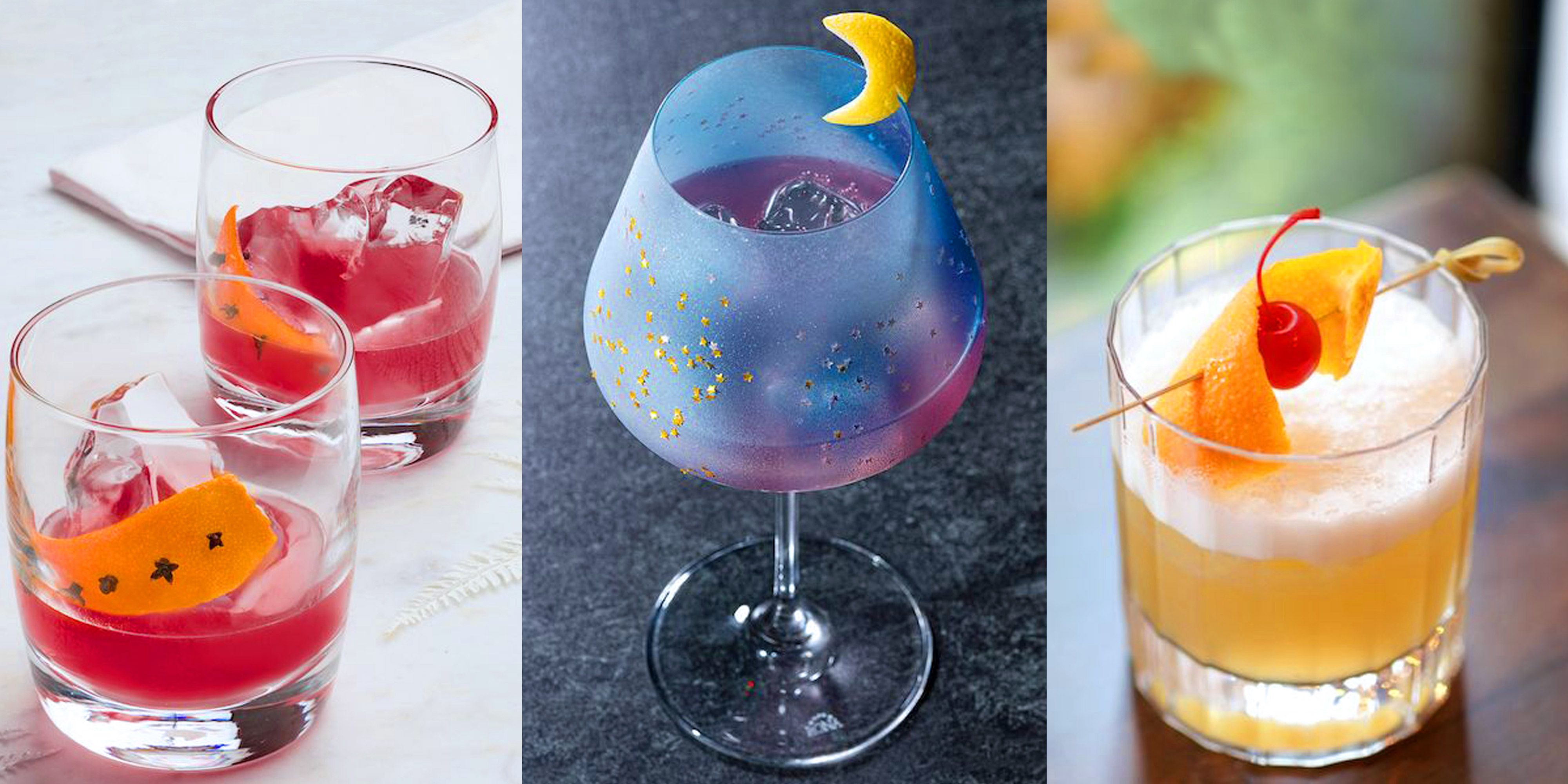 The Best New Year's Eve Cocktails to Ring In 2020 With