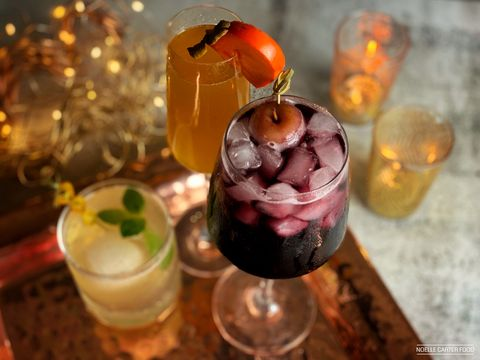 Fun, Festive Cocktails for Your New Year's Eve Party