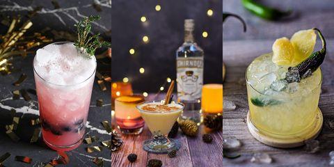 nye cocktails