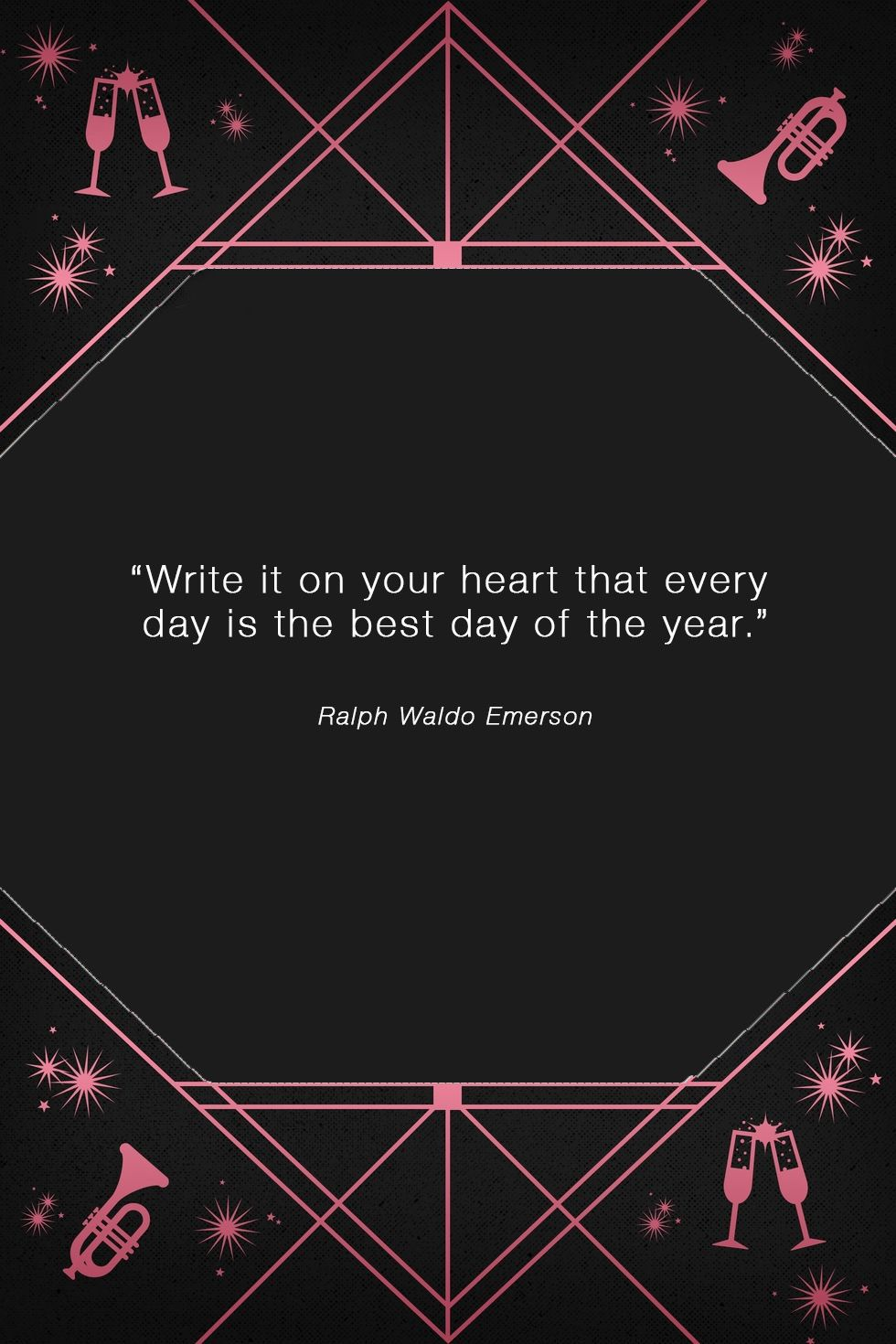 Sayings 25 Best New Year Quotes About Home Hospitality And Family Elle Decor 25 Best New Years Eve Quotes About Home Friends And Family Fun