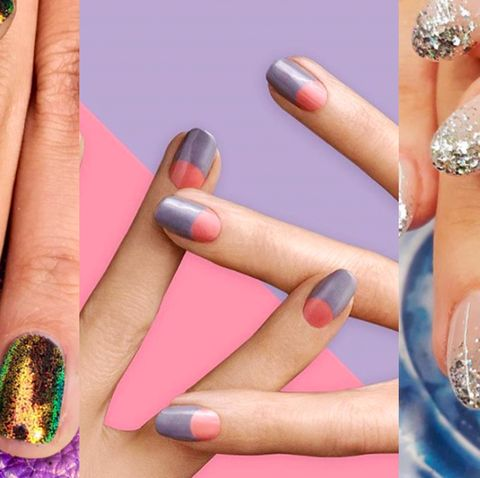 Nail polish trends colors and nail art designs best manicure best nail colors designs and trends prinsesfo Images