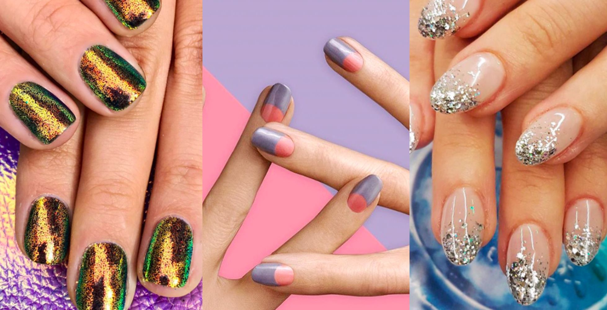 10 Nail Designs To Try in 2018