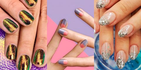 Nail polish trends colors and nail art designs best manicure how to nail it manicure wise in 2018 prinsesfo Choice Image