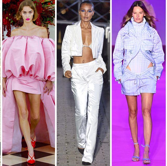 2022年春夏ニューヨークファッションウィークのトレンド6