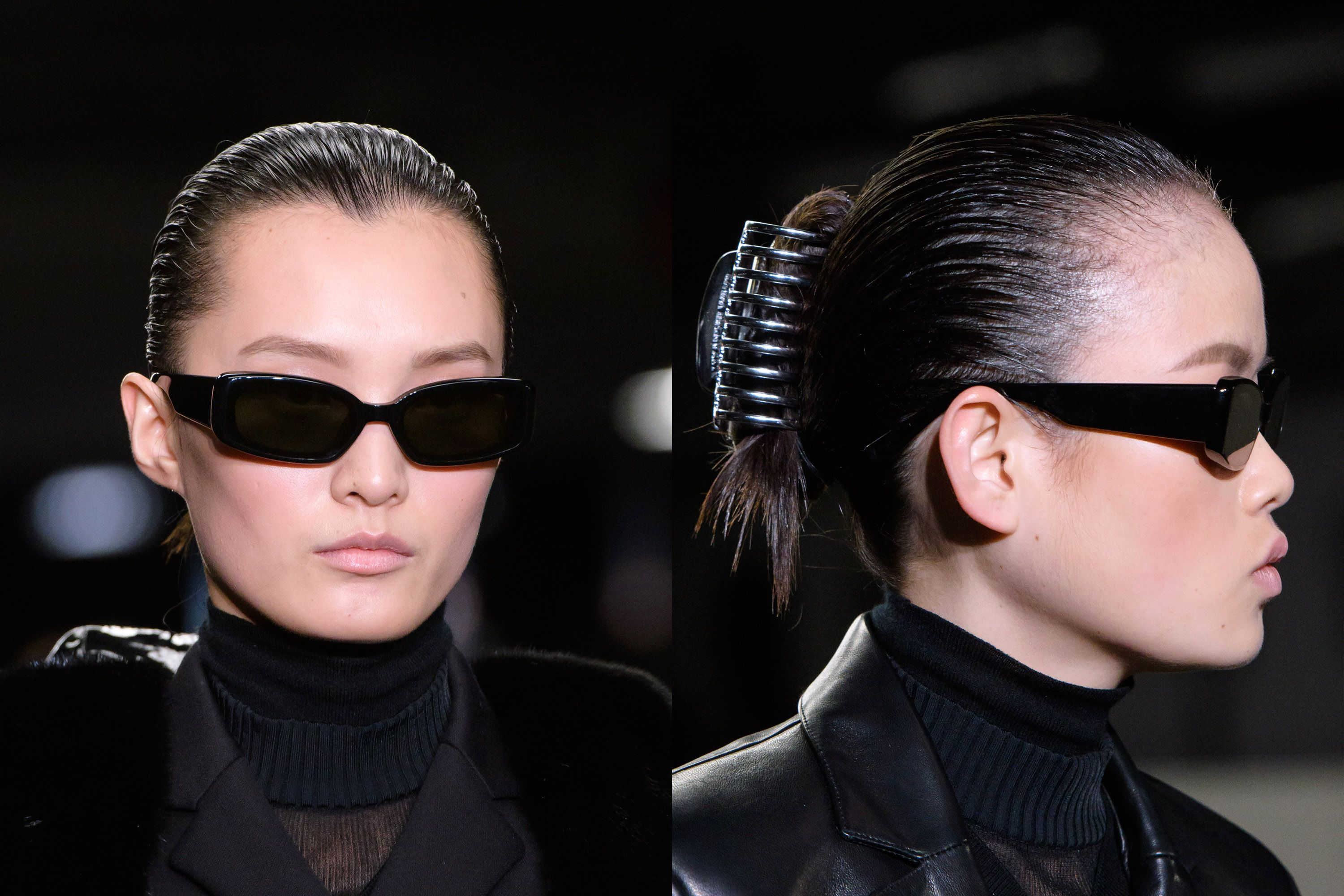 Runway Hairstyles Fall 2017 - Hairstyles By Unixcode