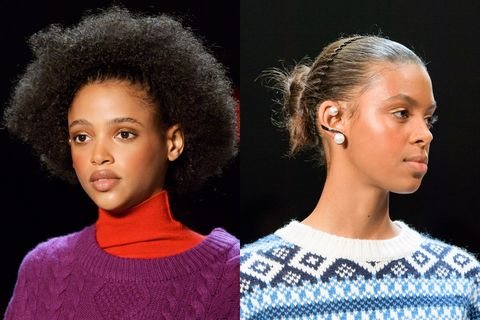 Hair, Hairstyle, Face, Fashion, Beauty, Chin, Lip, Neck, Black hair, Afro,