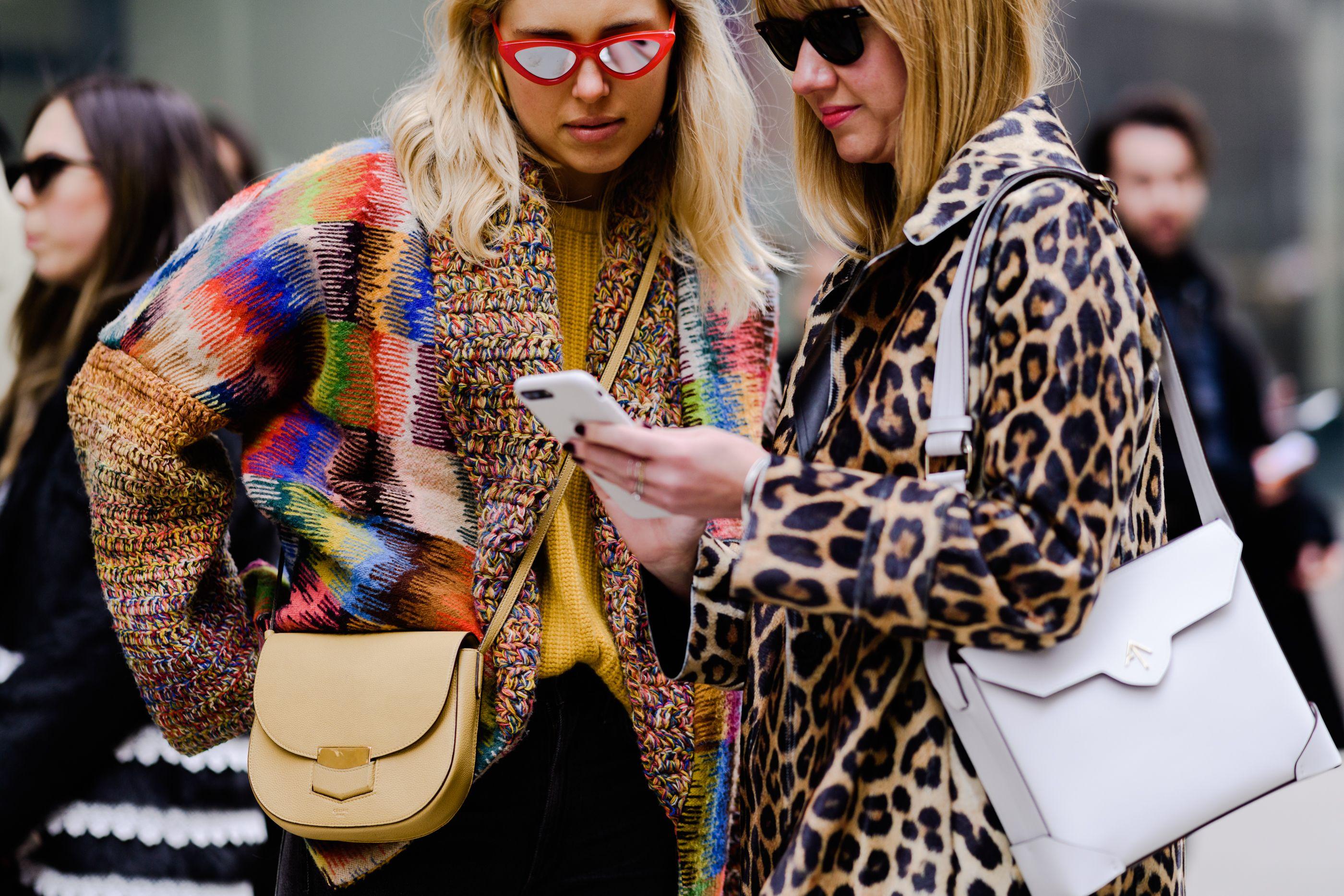 Fashion week fall 2018 street style 29