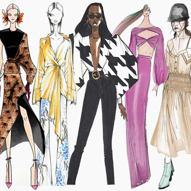 Nyfw Designer Inspiration Fall Winter2020 36 Designers On Their Nyfw Fall Winter 2020 Inspiration