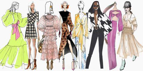Runway Fashion Shows By Season Elle