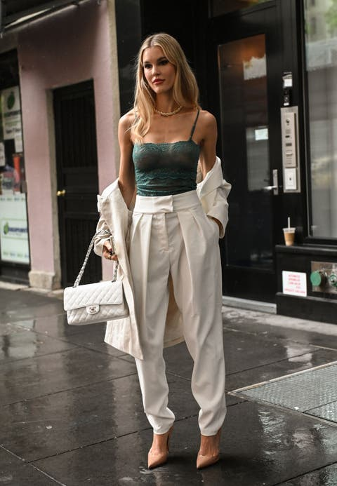 new york fashion week mejores looks street style ideas vestir otoño