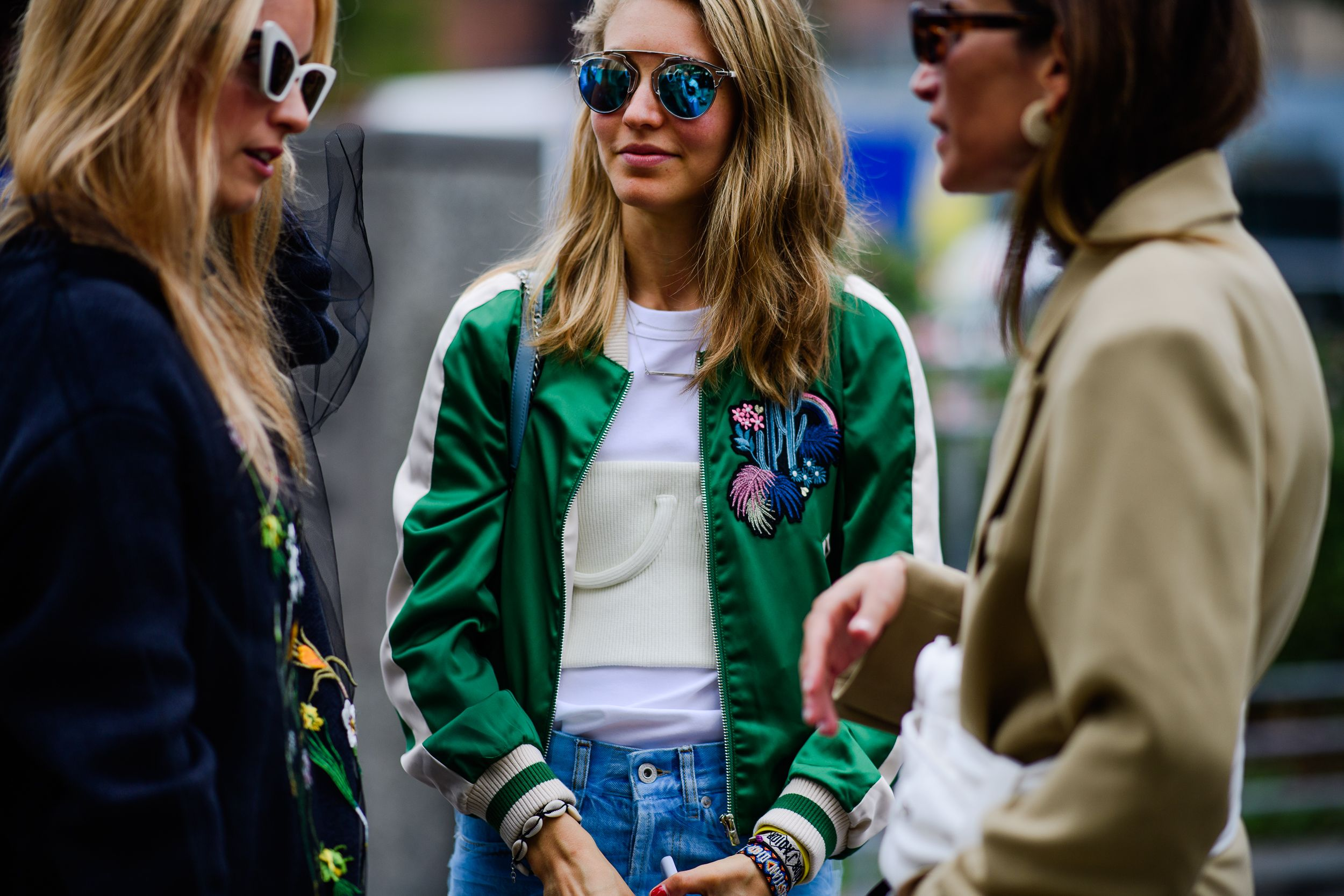 e88e28872189 The Best Street Style at New York Fashion Week Spring 2019