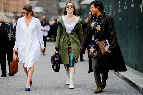 The Best Street Style At New York Fashion Week Spring 2019