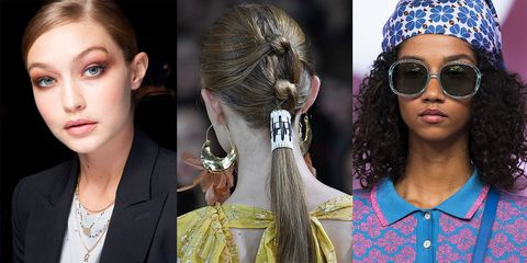 f9fd04d203fa The Best Hair Looks From the Spring 2019 Runways - Spring Summer ...