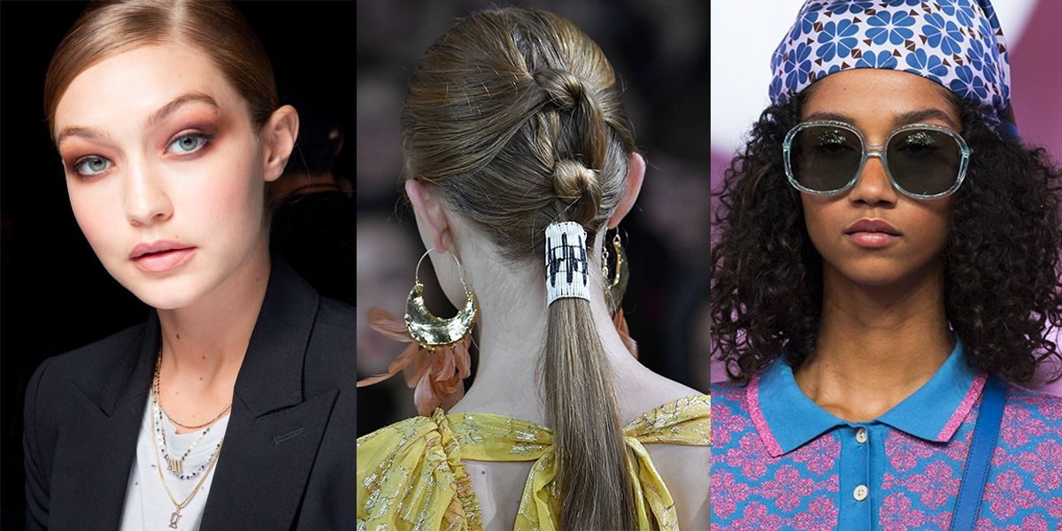 The Best Hair Looks From The Spring 2019 Runways