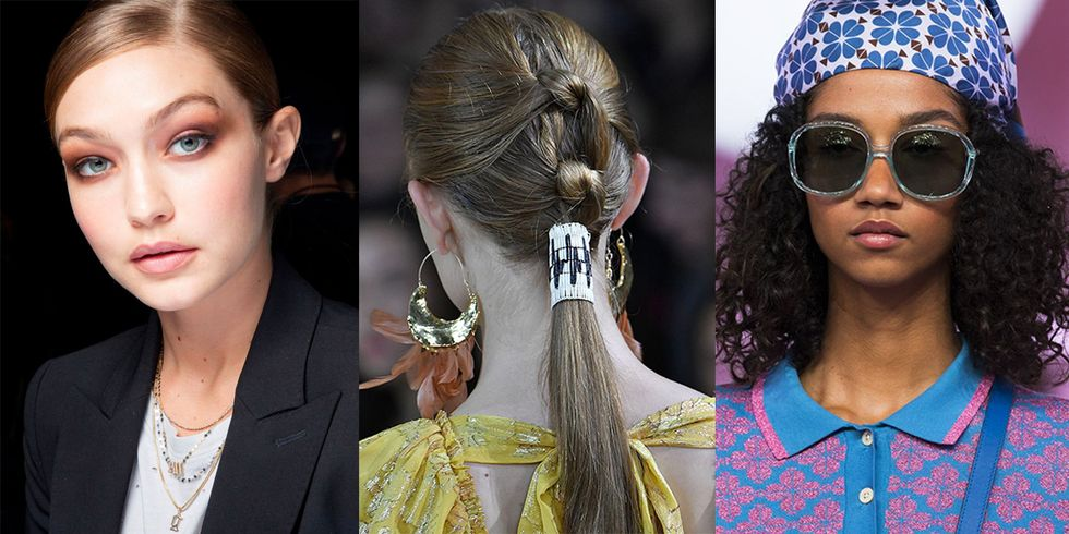 The Best Hair Looks From the NYFW Spring 2019 Runways