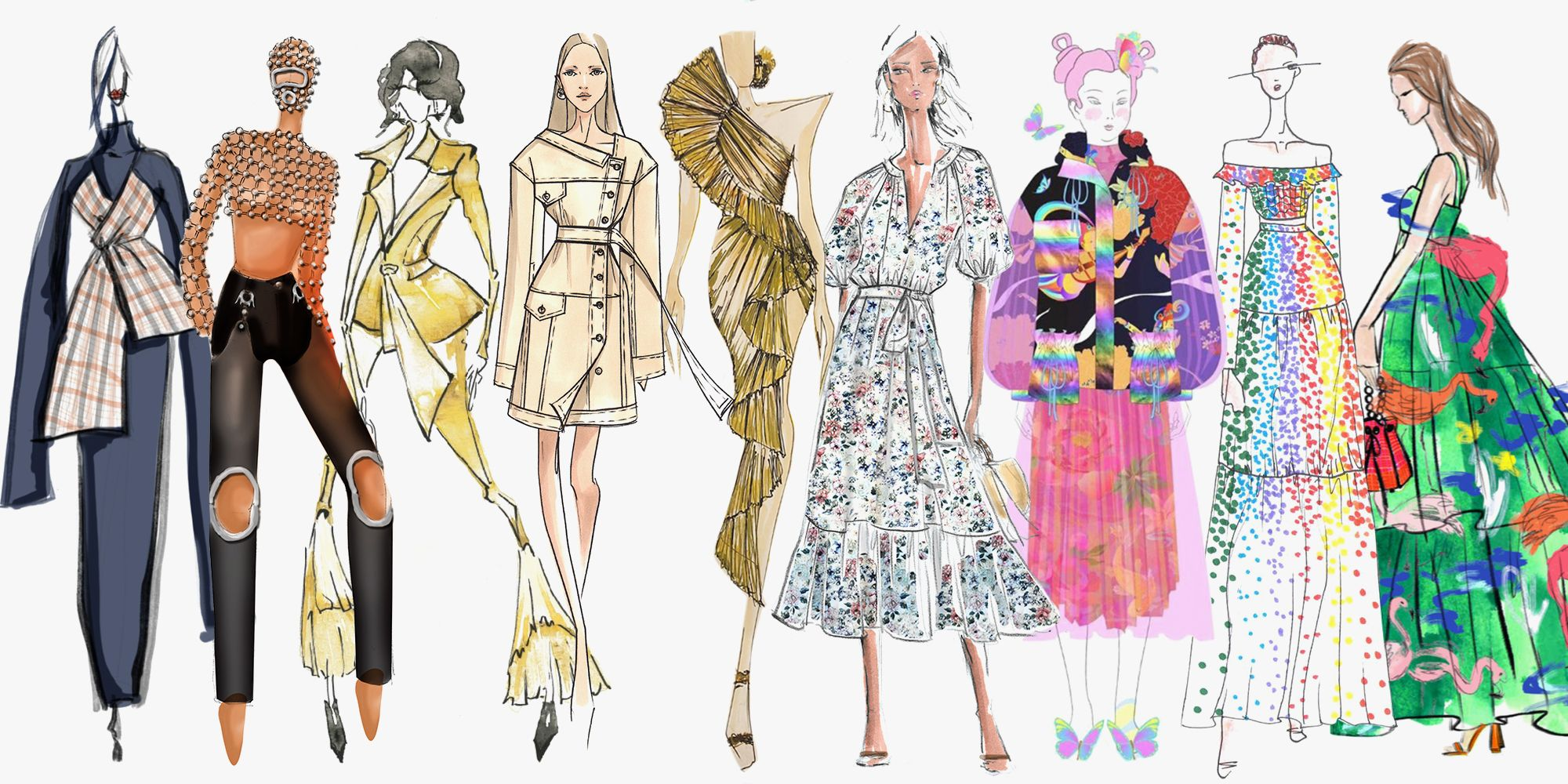 6 Designers on Their NYFW Collection Inspiration