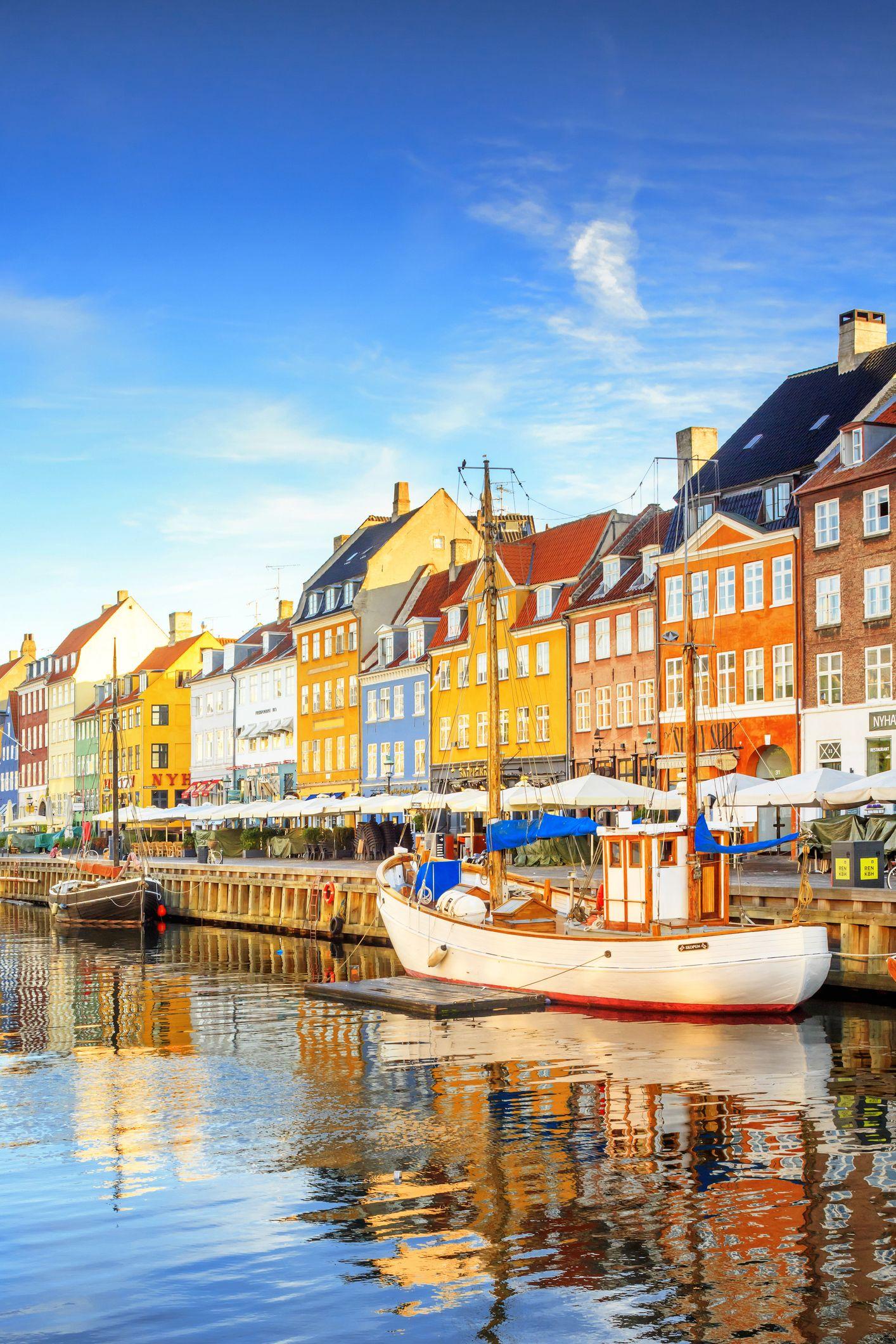 Best Places for Solo Travelers - Copenhagen