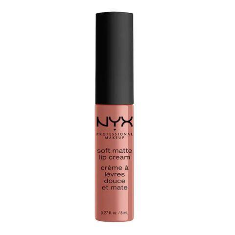 nyx soft matte lipstick cream