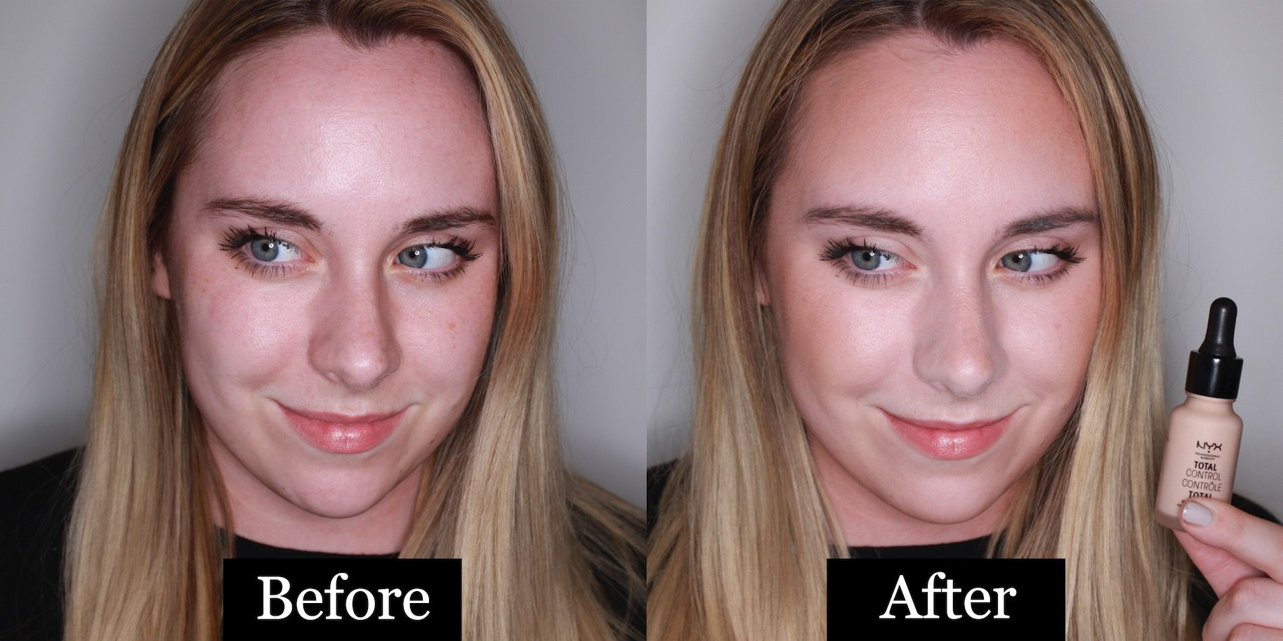 mac face and body foundation before and after. mac face and body foundation before after