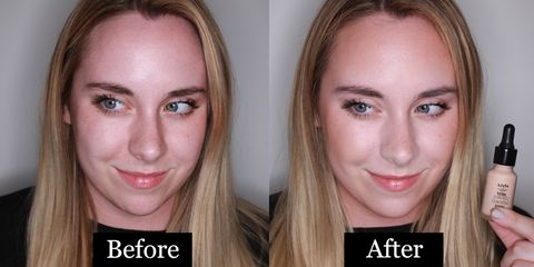 I tried NYX's new £14 foundation and I'm never going back