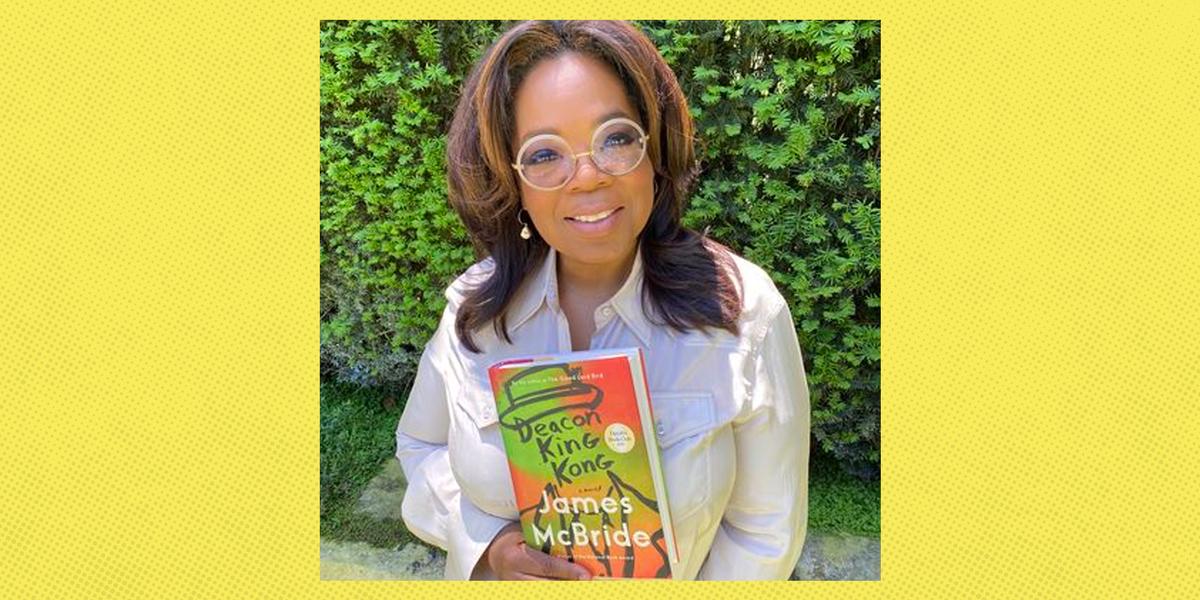 Oprah Just Announced Her Newest Oprah's Book Club Pick