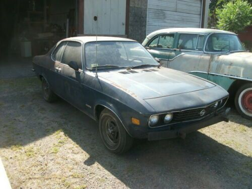 Someone Please Save This Opel Manta Barn Find Project