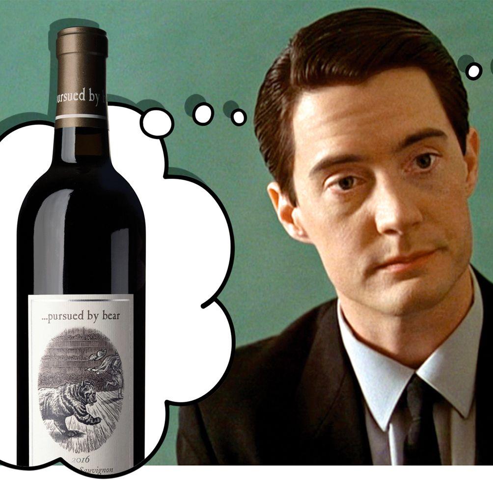 Kyle MacLachlan's Damn Fine Wine