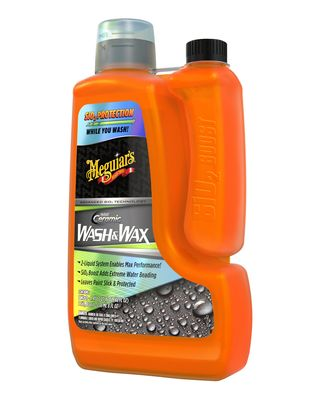 meguiar's ceramic wash and wax