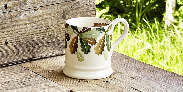 Emma Bridgewater launches limited edition mug to help protect Britain's oak trees