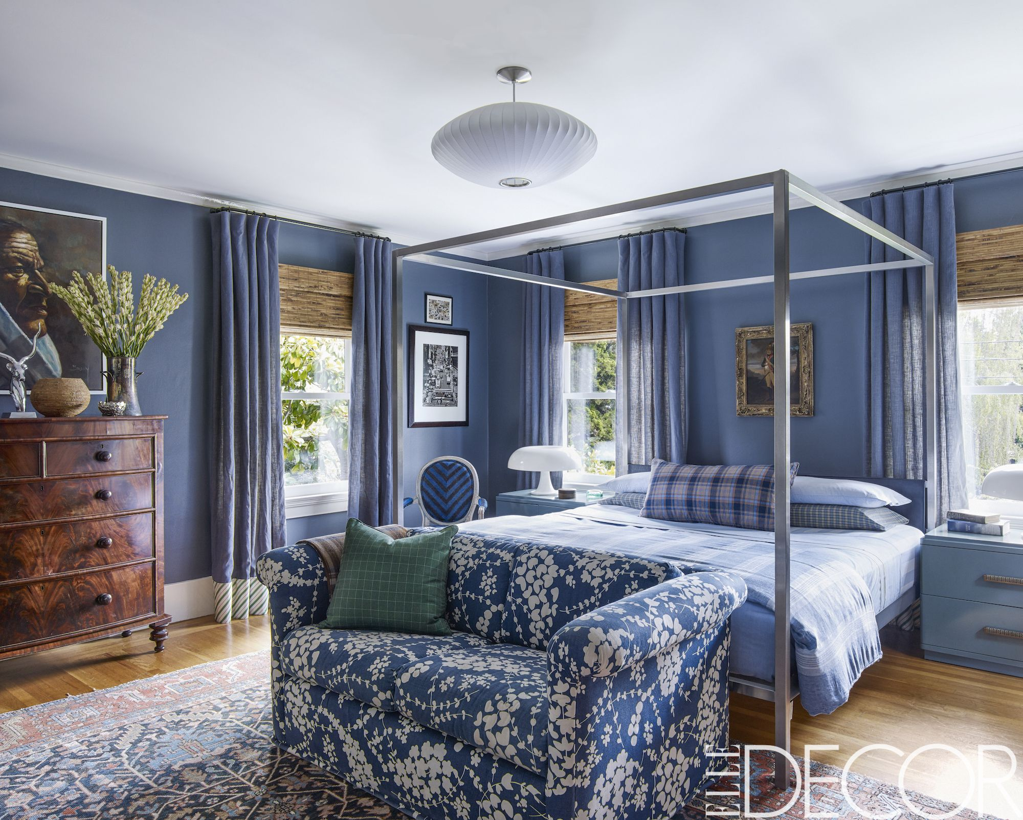 best blue bedrooms blue room ideas rh elledecor com blue master bedrooms ideas blue master bedroom pinterest