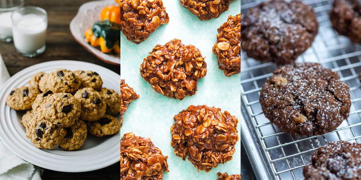 Hearty Oat Cookie Recipes That You'll Want To Bake All Year Long