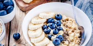 proteïne, proteine, eiwitten, havermout, recepten, extra, toevoegen