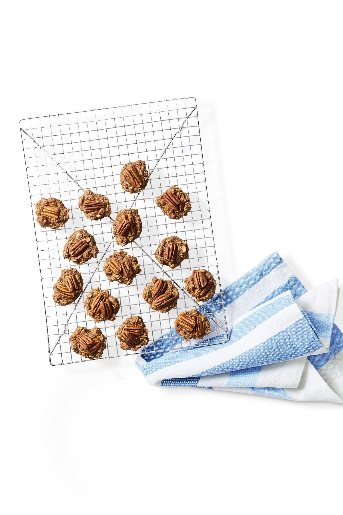 Oatmeal-Pecan Cookies